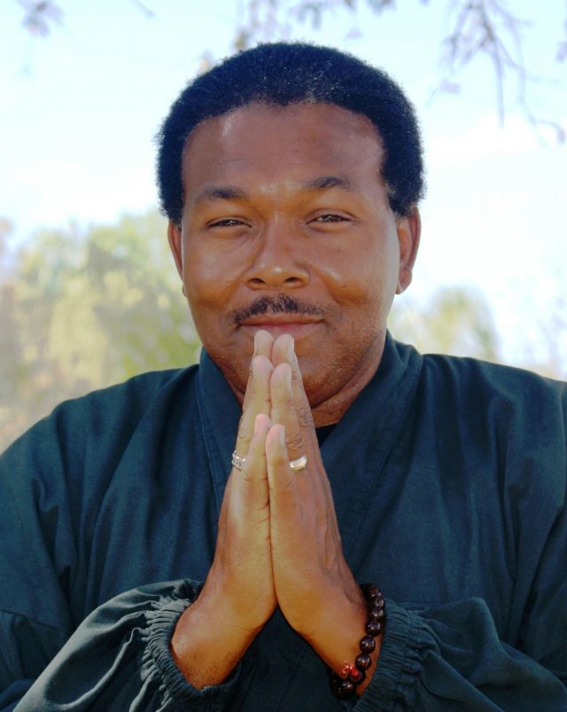 Charles Robinson creator of Kai Chi Do
